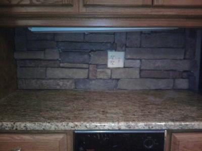 Kitchen Backsplash Stone