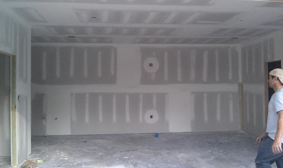 New Construction Garage
