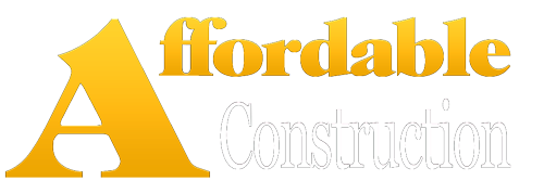 Affordable Contruction logo