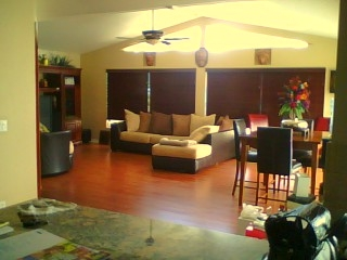 Hardwood Flooring of Home Interior