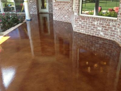 Tile Flooring Patio